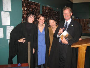 Love Stories Book Launch at Knox College